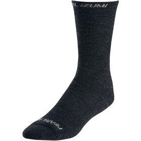 PEARL iZUMi Elite Thermal Wool Socks black